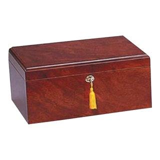 Personal Wood Cigar Humidor