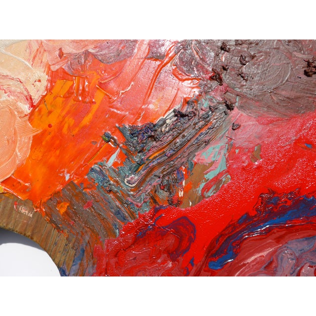 Image of Extra Large Artist Palette