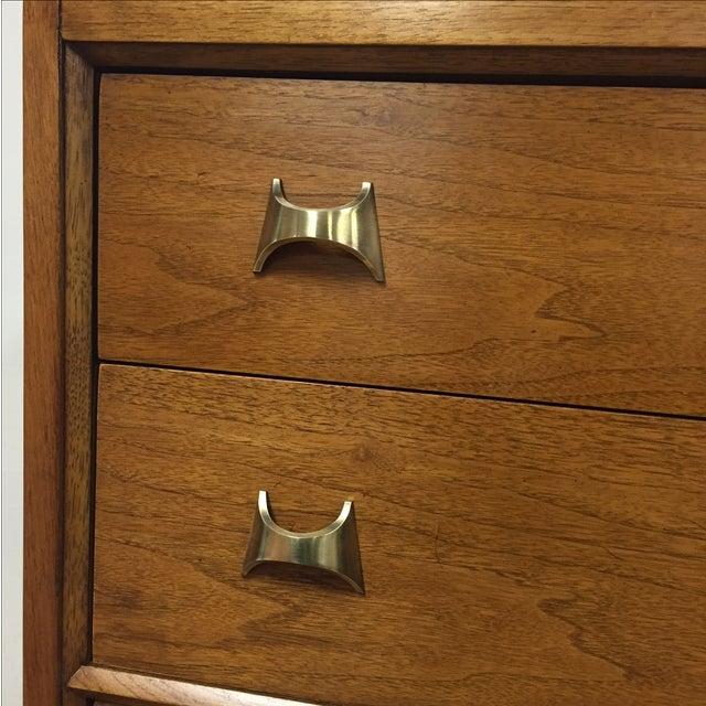 Brasilia Style Tall Dresser - Image 9 of 11