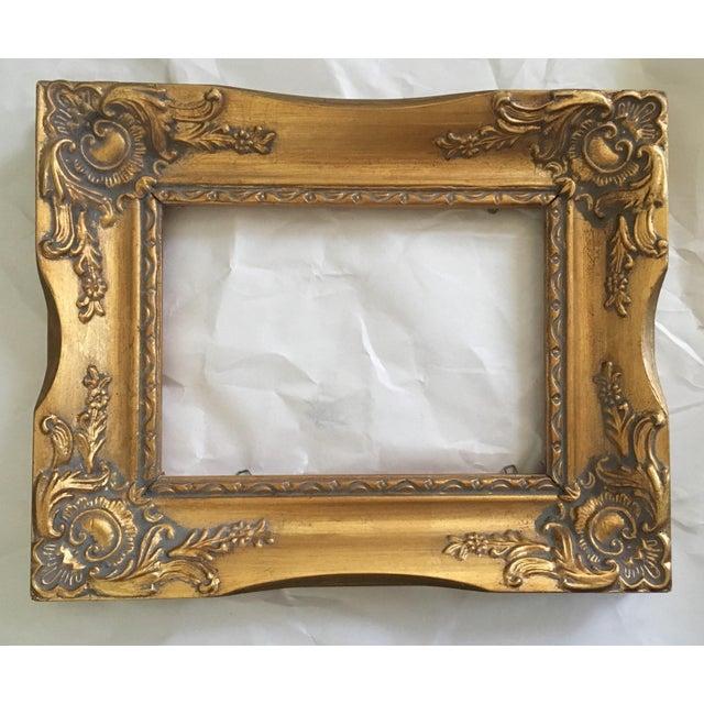 Vintage French Baroque Gold Frame - Image 2 of 6
