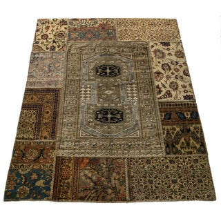 "Middle Eastern Royalty Rug - 5'10"" × 7'3"""