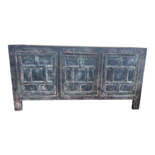 Chinese Import Pine Wood Buffett