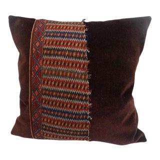 Woven Turkish Fragment Pillow
