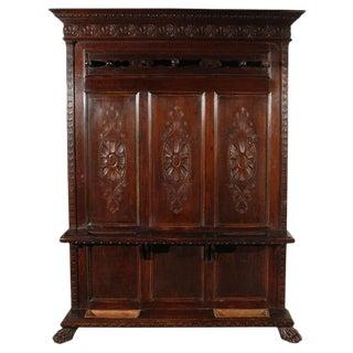 Large Antique Hallstand