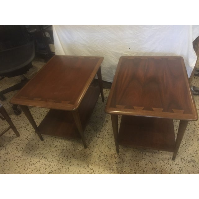 Lane Acclaim End Tables - A Pair - Image 2 of 5
