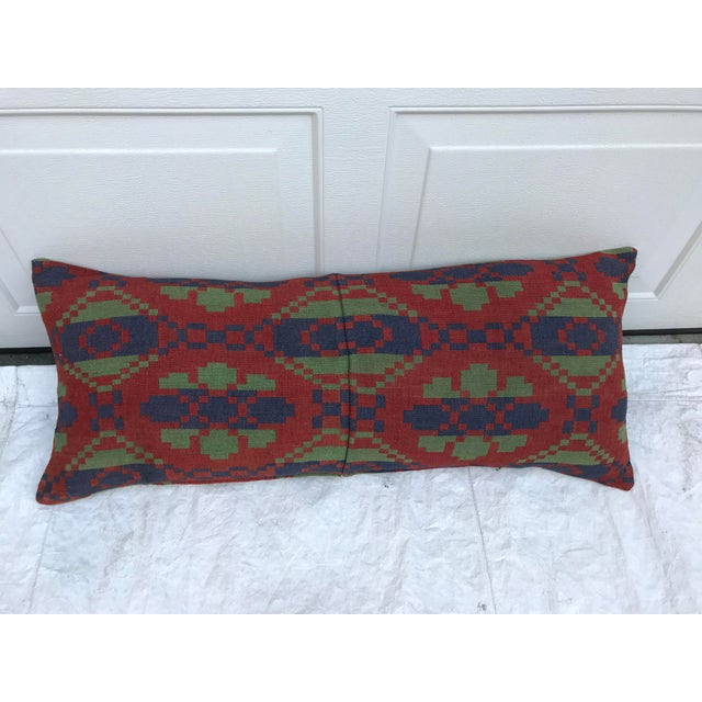 Southwestern Style Pillows : Southwestern Style Wool Blanket Pillow Chairish