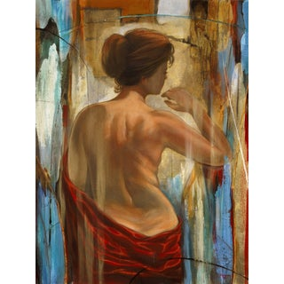 """NeoClassic Bather"" Painting by Pablo Rojero"