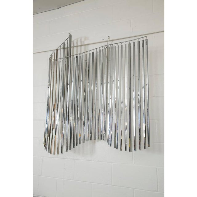 Curtis Jere Silver Kinetic Wall Hanging - Image 2 of 8