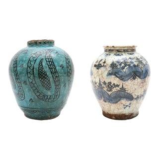 Oriental Ceramic Vases