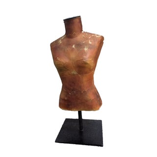 Female Mannequin Bust