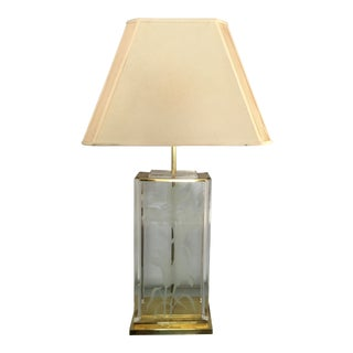 Hollywood Regency Fredrick Ramond Table Lamp