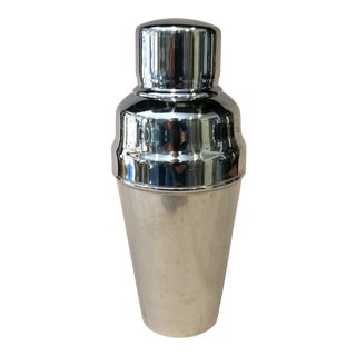 Pottery Barn Stainless Steel Cocktail Shaker