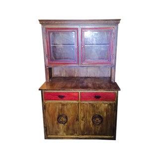 Farmhouse Cupboard/Hoosier Cabinet