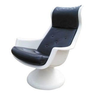 Alf Svensson Mid-Century Galaxy Lounge Chair
