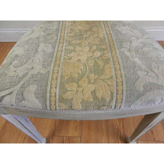 Shield Back Dining Chairs - Set of 6 - Image 8 of 8