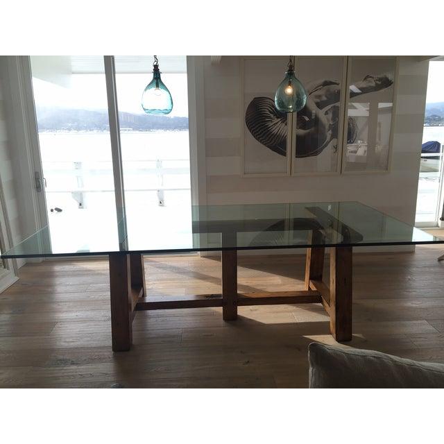 Ralph Lauren North Atlantic Dining Table - Image 3 of 8