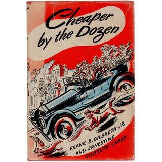 Cheaper by the Dozen Hardcover Book