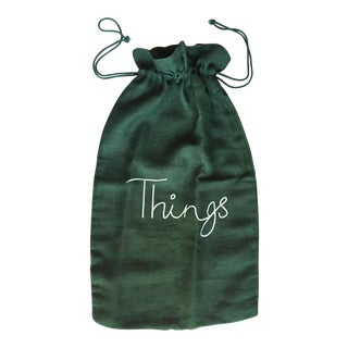 Custom Laundry /Storage Drawstring Bag