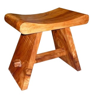 Handmade Teakwood Stool