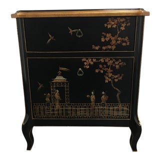 Horchow Asian Styled File Cabinet