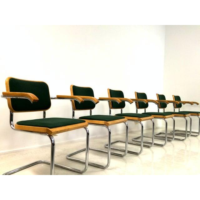 Vintage Thonet Marcel Breuer Cesca Chairs - 6 - Image 4 of 7