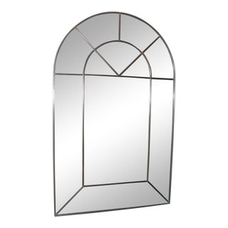 Contemporary Arched Wall Mirror