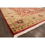 Image of Hand-Knotted Tabriz Wool Rug - 6' x 8'10""