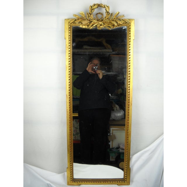 19th Century Louis XVI French Mirror - Image 2 of 6