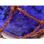 Image of Cobalt Glass Fishing Float