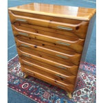 Image of Franklin Shockey Mid-Century Modern Danish Dresser