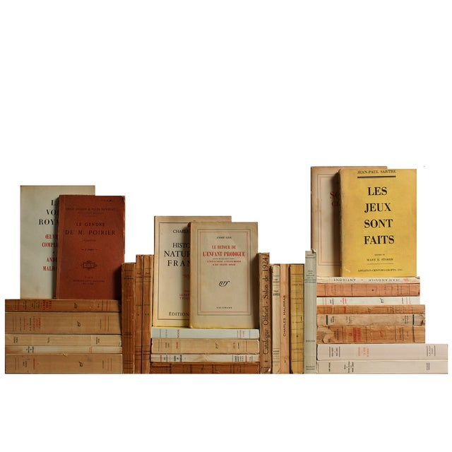 Image of Vintage French Paperbacks - S/31