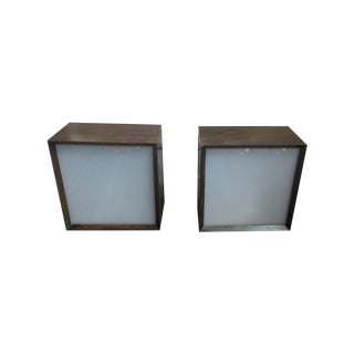 Earl Reiback 1960s Lumia Lightolier Lamps - Pair