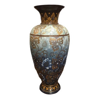 English Handmade Antique Vase