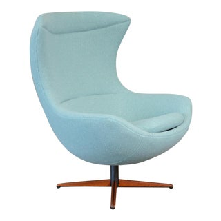 H.W. Klein for Bramin Mid-Century Egg Chair