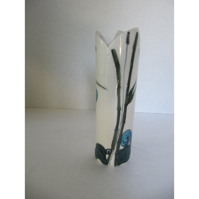 Crane Vase - Image 6 of 7