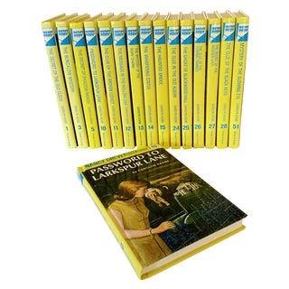 Nancy Drew Books Collection - Set of 16