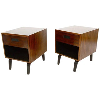 Mid-Century Modern Nightstands by Clifford Pascoe