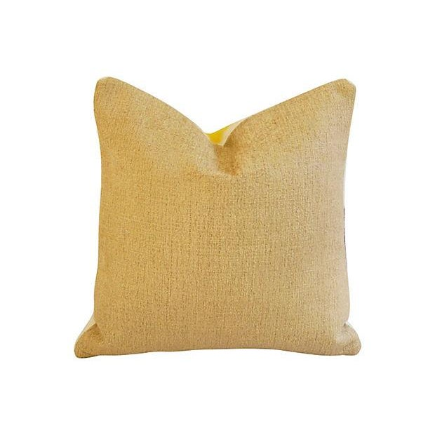 Authentic Hudson's Bay Blanket Pillows - a Pair - Image 5 of 7
