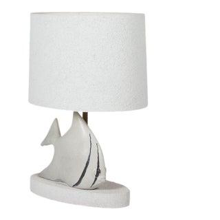 """""""Angelfish"""" Table Lamp by Mariana Von Allesch, 1940s"""