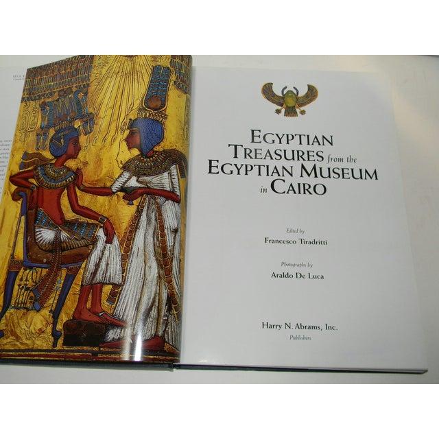 Image of Egyptian Treasures Book