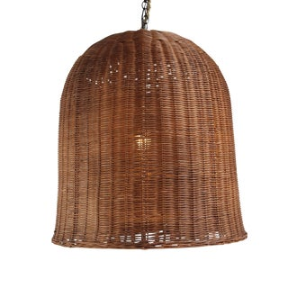 Coffee Stain Bell Lantern Large