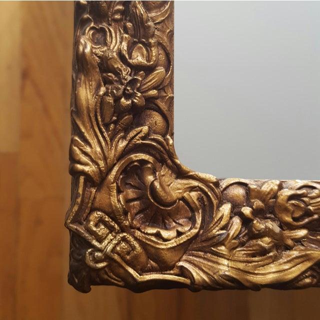 Louis XVI Style Gold Gilt Mirror - Image 3 of 6