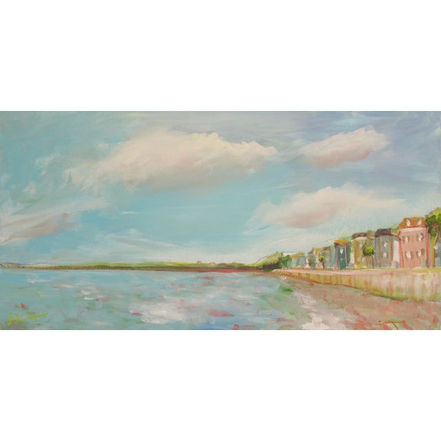 Charleston Battery Original Painting - Image 1 of 3