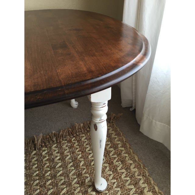 Vintage Restored Dining Table - Image 5 of 9