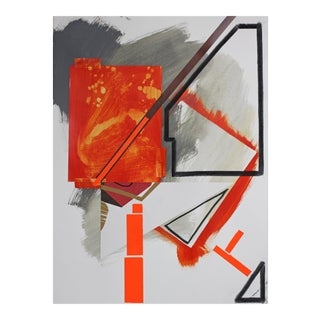 "Pamela Staker, ""Abstract Study (Road Trip No. 3)"""