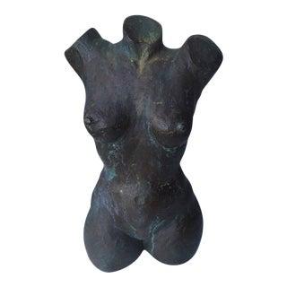 Aristide Maillol Nude Bronze Torso