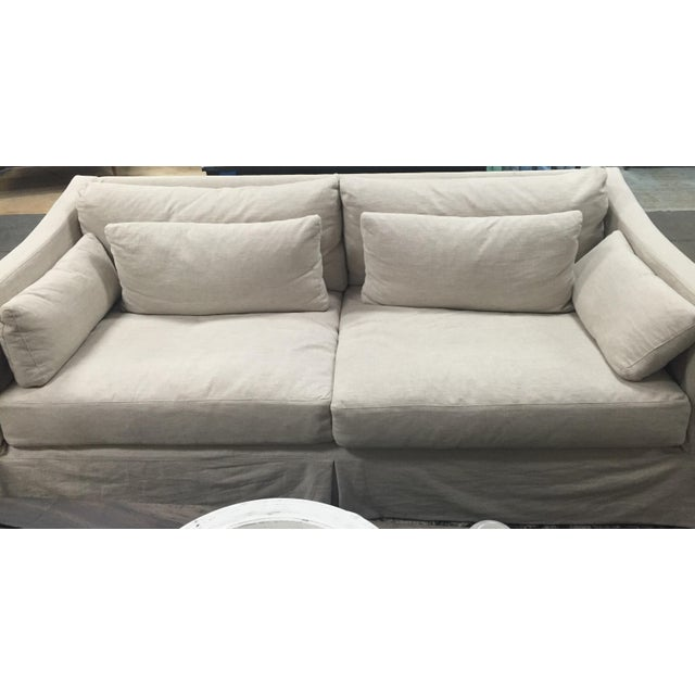 "Cisco Brothers 84"" Rebecca Deluxe Sofa - Image 3 of 6"