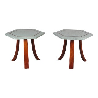 Harvey Probber Sculptural Side Tables - A Pair