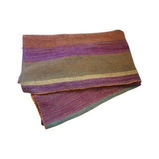 Peruvian Frazada Rug / Blanket