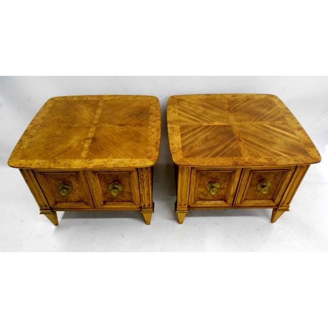 Lane Furniture Mid-Century Nightstands - Image 3 of 7